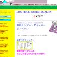 関西で幼児教室を開講しているイグザムが運営する、受験問題に頻出の各項目を掲載した小学校受験生向けの学習サイトです。解答・解説とも充実しています。